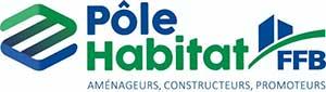 Nous sommes membres de Pôle Habitat FFB