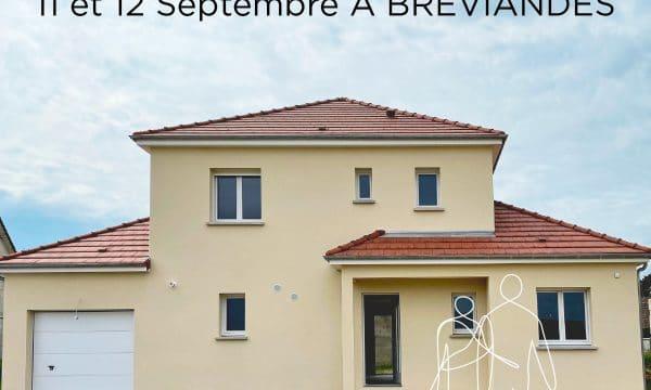 VISITE D'UNE MAISON NEUVE : 11 et 12 septembre 2021
