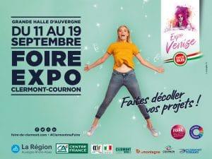 Foire de Clermont-Ferrand Cournon   Édition 2021