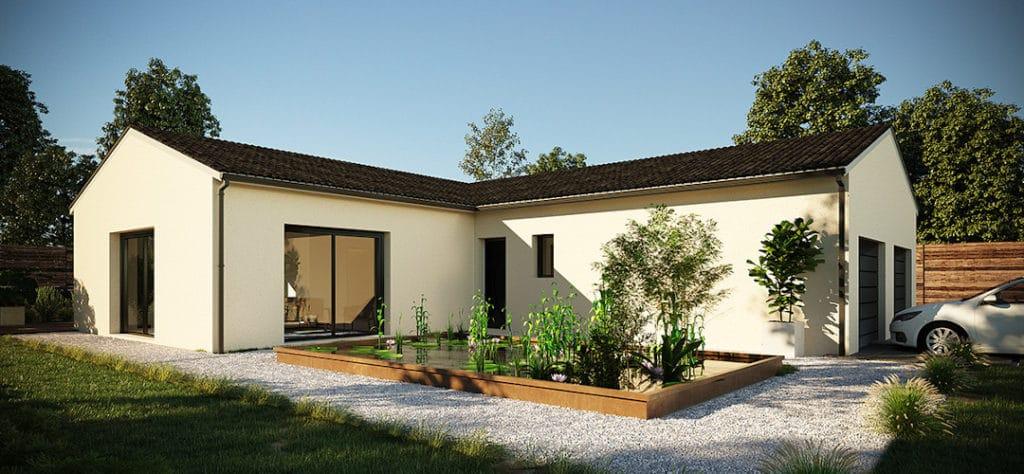 Constructeur maison Rilhac-Rancon 87570