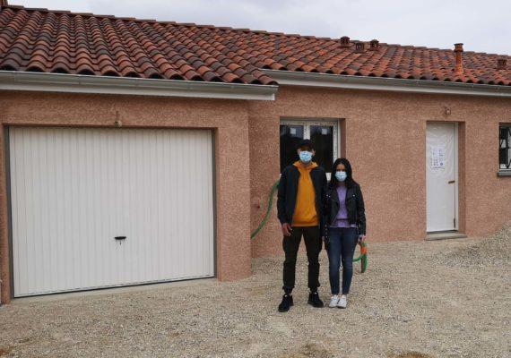 Abdel et Farah sont devenus propriétaires !