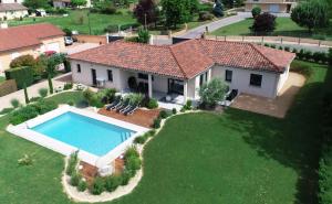 Shooting maison en drone
