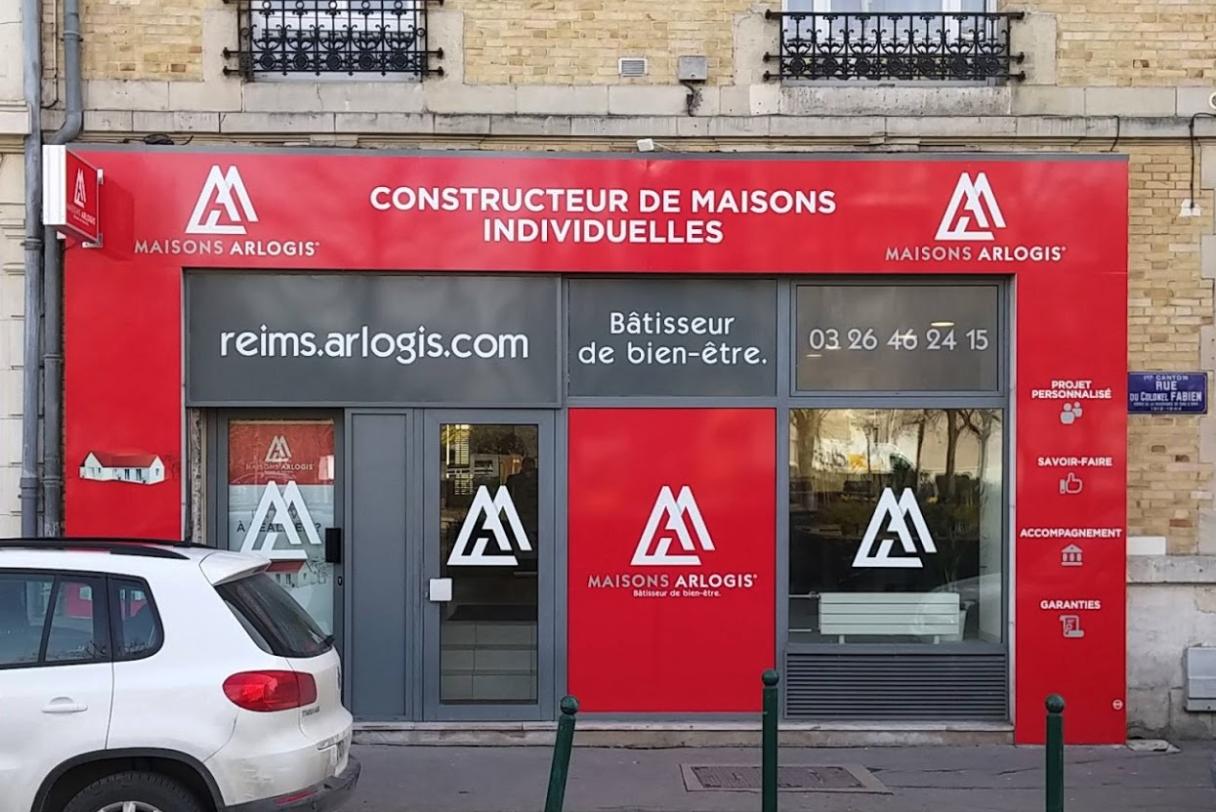 Maisons ARLOGIS Reims