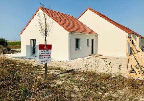 Avis de Mme P. pour son projet de construction à Saint Masmes