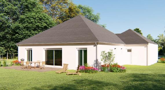 Avis de M. C. pour l'étude de projet de construction à Mourmelon-le-Grand