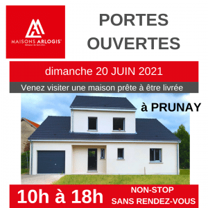 Portes ouvertes à Prunay