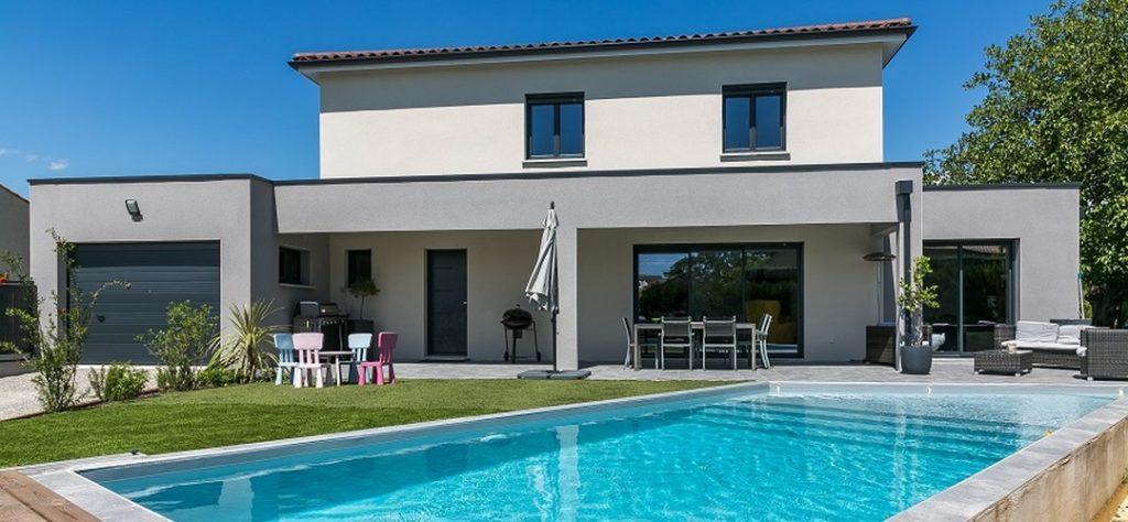 Constructeur maison Portes-lès-Valence