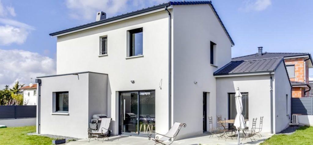 Constructeur maison St-Vallier
