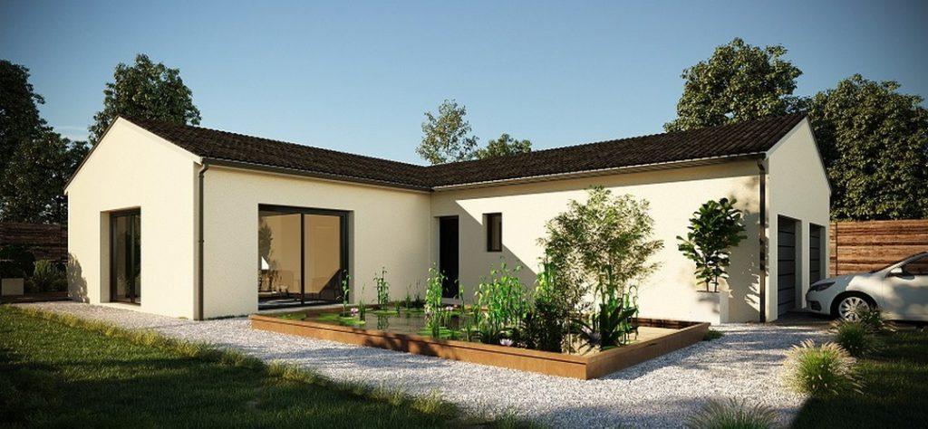 Maison moderne Châteauneuf-sur-Isère