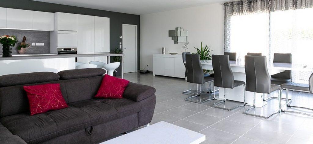 Plan maison Charmes-sur-Rhône