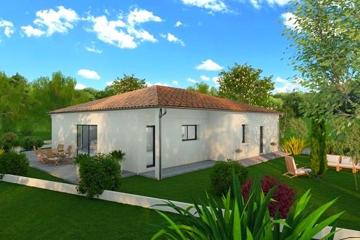 Terrain constructible + maison 95 m² Allex 26400 - Image 2