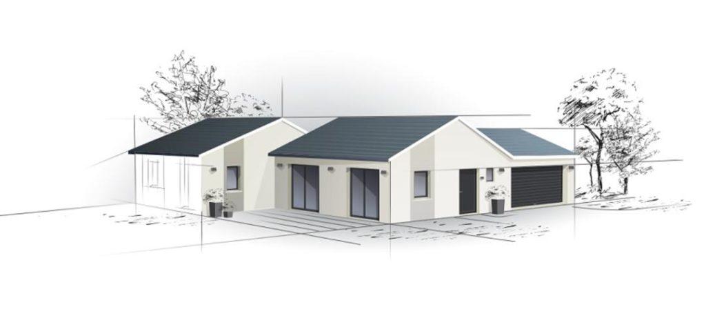 projet maison Ardèche