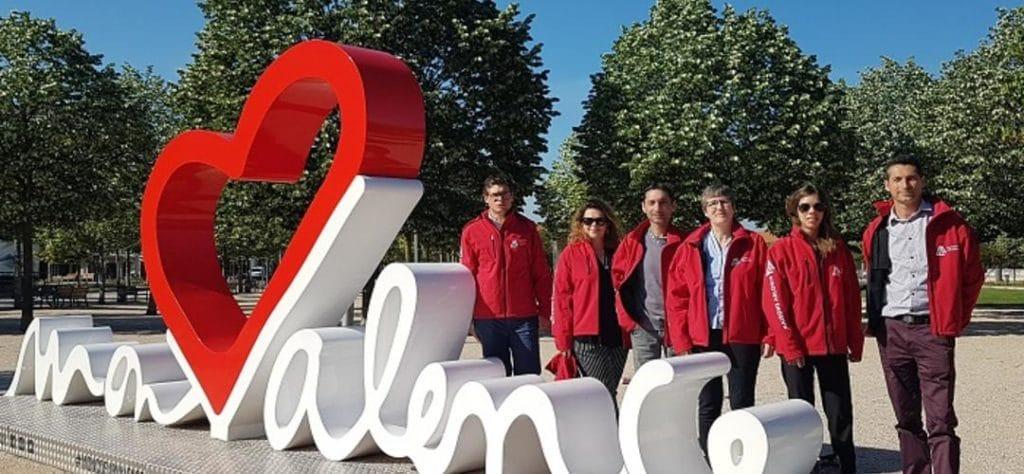 équipe maisons arlogis Charmes-sur-Rhône