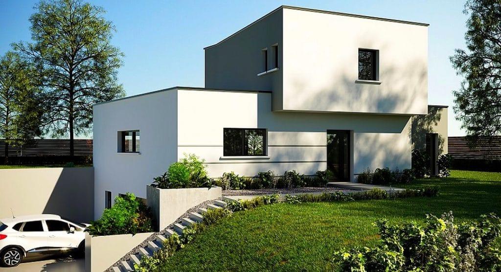 maison construction Alixan