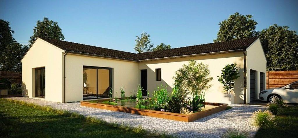 maison construction La Bâtie-Rolland