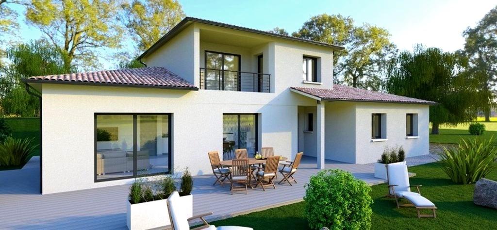 Construction maison La Roche de Glun 26600