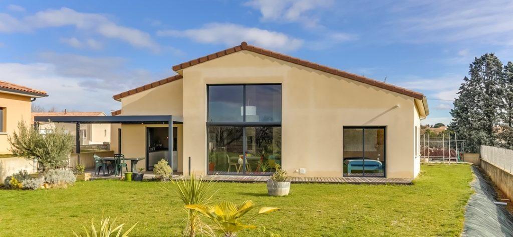 Construction maison Portes-lès-Valence 26800
