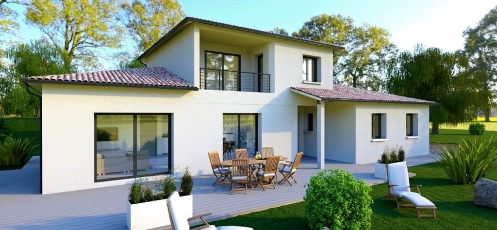 Construction maison Saint-Marcel-lès-Valence 26320