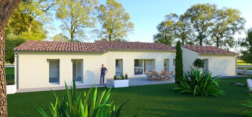 constructeur maison plain-pied en Drome et Ardeche