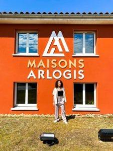 Bienvenue Manon !