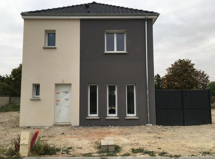 Livraison Maison à étage de 90m² à Reims