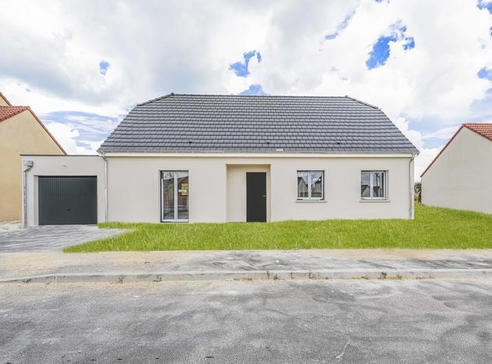 Remise de clefs d'une maison à Villers Marmery