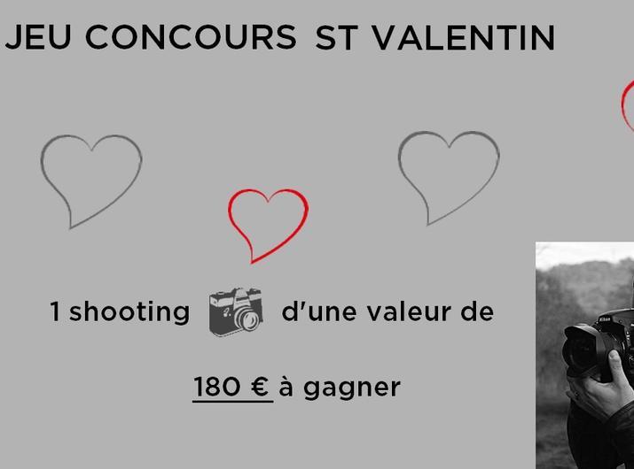 Jeu Concours Saint-Valentin par votre constructeur Maisons Arlogis Clermont-Ferrand