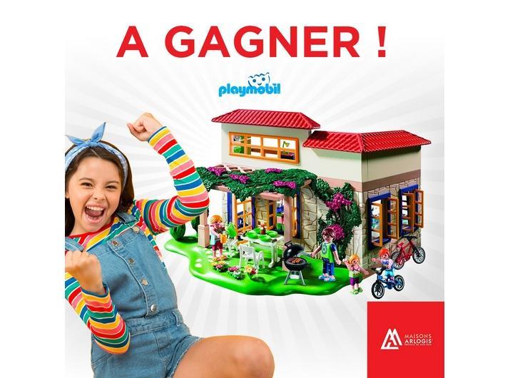 Concours Maison Playmobil