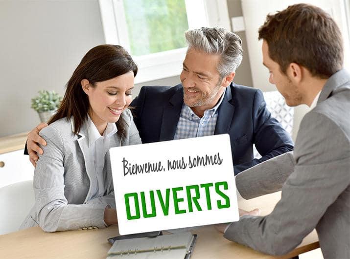 Maisons Arlogis Nantes Carquefou ouvert tout l'été !