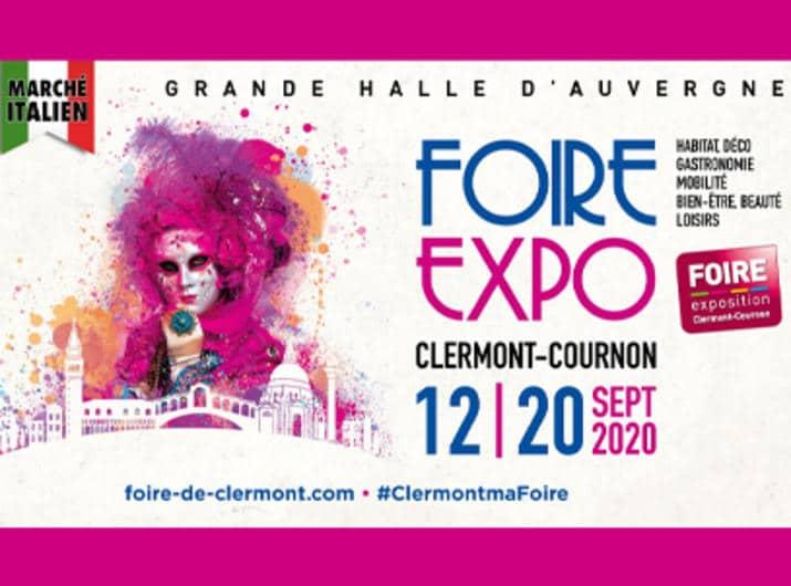 [ÉVÈNEMENT ANNULÉ CETTE ANNÉE] Septembre 2020 : Foire de Clermont-Ferrand Cournon