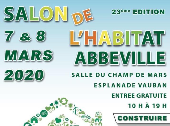 SALON DE L'HABITAT ABBEVILLE