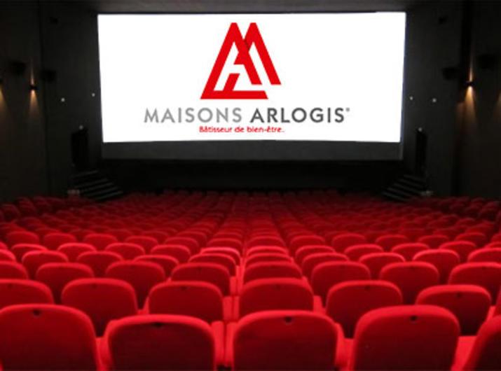 Maisons Arlogis présent dans vos salles de cinéma