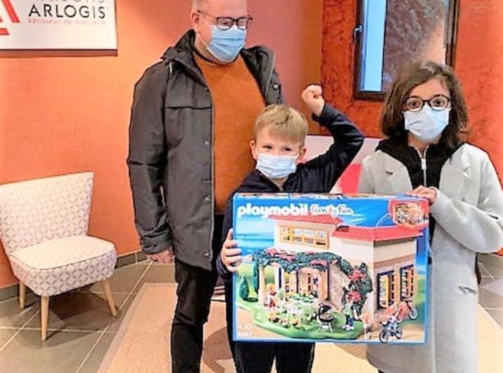 Jeux concours Playmobil