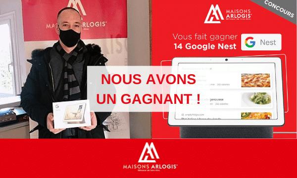 Concours Facebook Maisons ARLOGIS