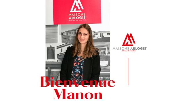 Bienvenue Manon ! 👩🏼💼