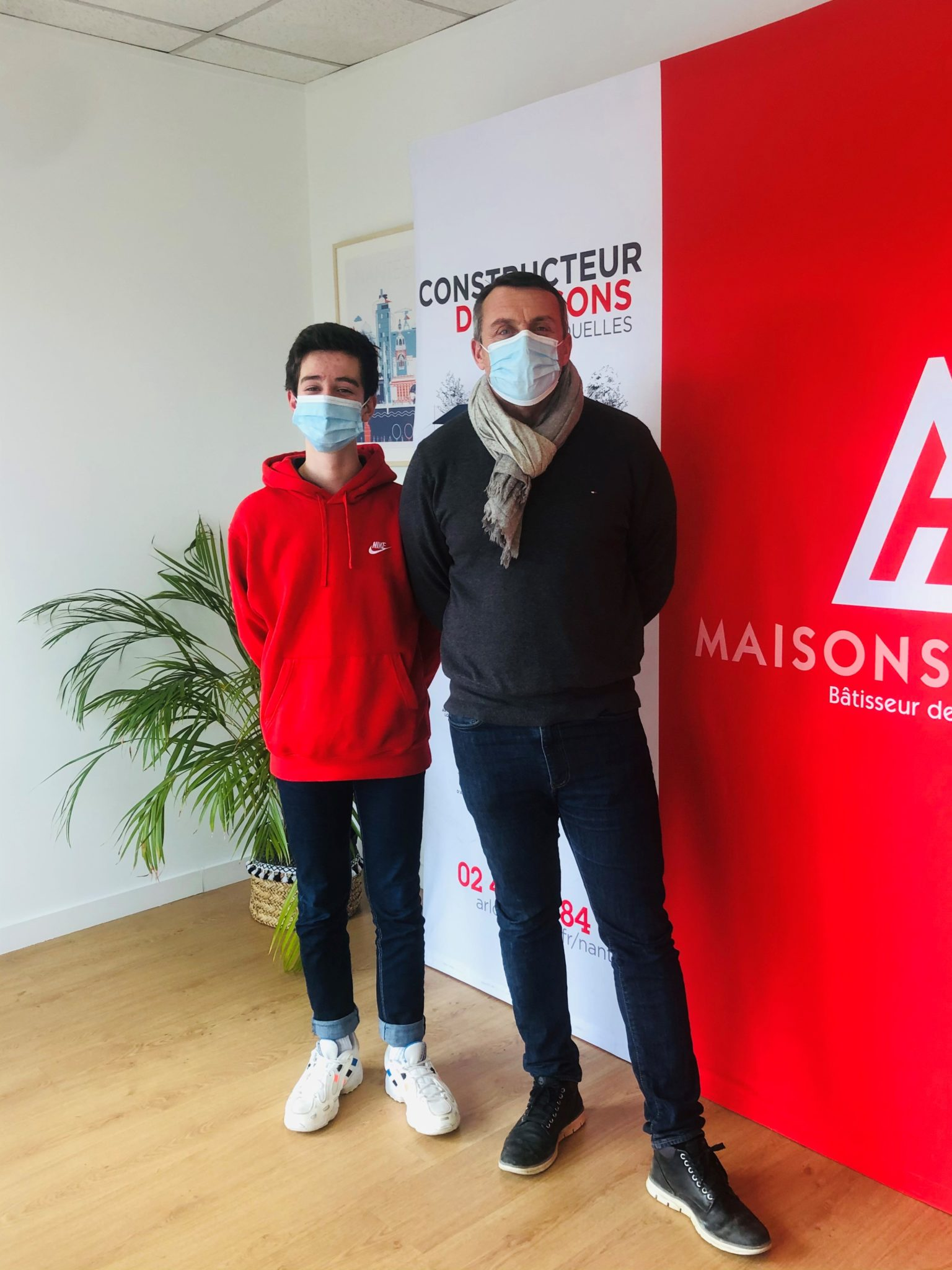 stagiaire Maisons Arlogis Nantes