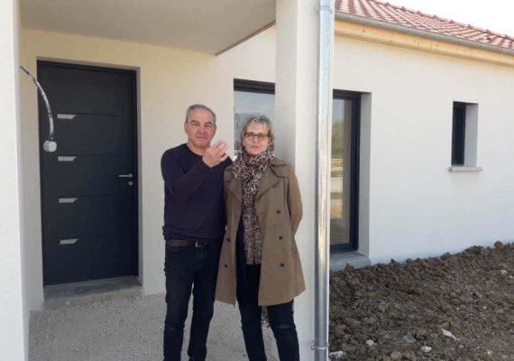 Témoignage M. et Mme B. à Buchères