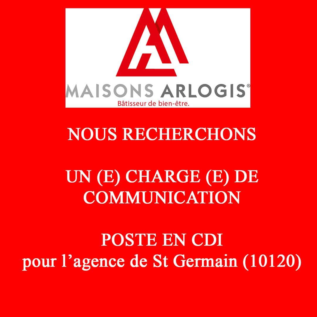Recrutement : un (e) chargé (e) de communication