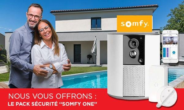 Offre spéciale 30éme anniversaire – SOMFY