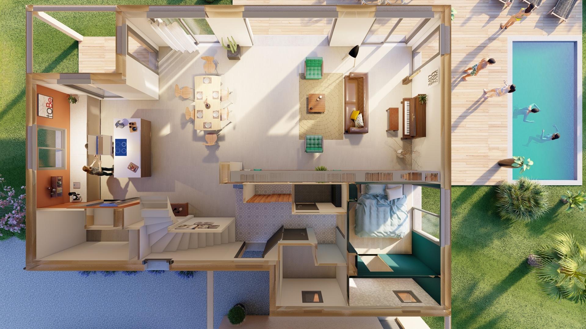 Vous rêvez d'une maison qui vous ressemble ?