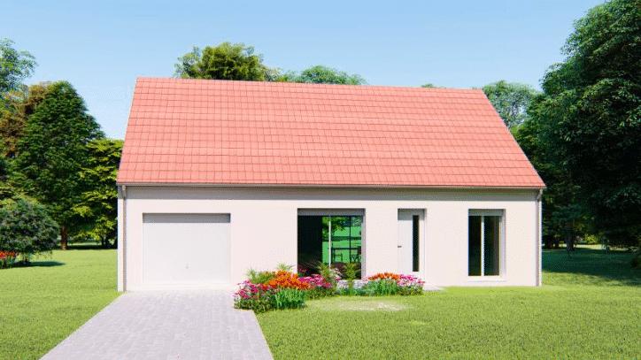 Ouverture de chantier à Sault-Saint-Rémy