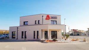 Des nouveaux locaux pour Maison ARLOGIS Valence !