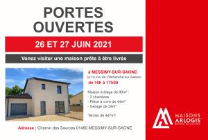 Portes ouvertes les 26 et 27 Juin à Messimy-sur-Saône !