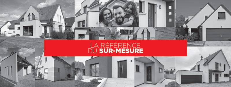 CONSTRUCTION D'UNE MAISON SUR-MESURE